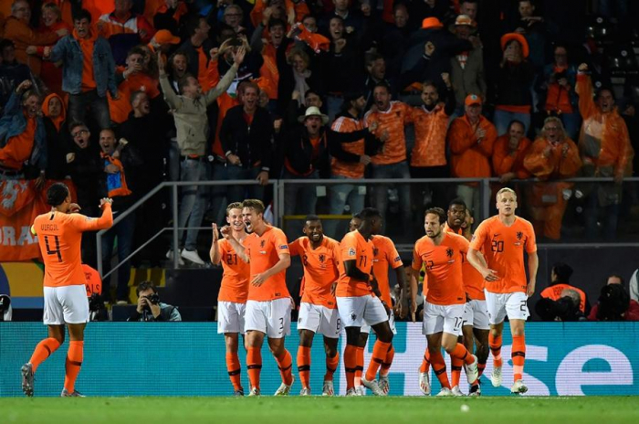 Millətlər Liqası: Hollandiya finala çıxdı