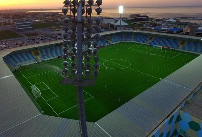 """""""Qarabağ""""ın oyunlarını keçirəcəyi stadion məlum oldu"""