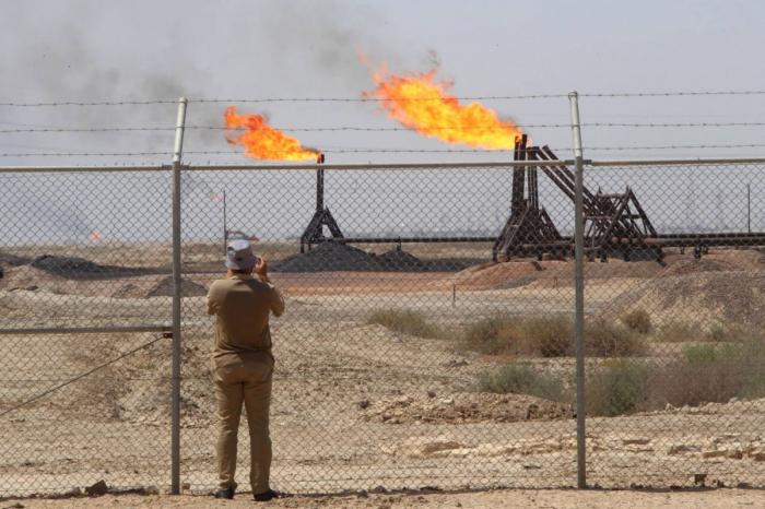 Irak:  des roquettes ont visé des bases militaires américaines
