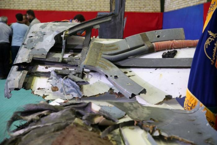 Drone américain détruit: une riposte ferme qui pourrait «se reproduire», avertit l