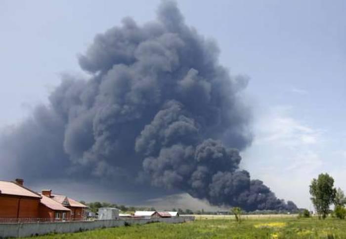 Kazakhstan:  une ville évacuée après l