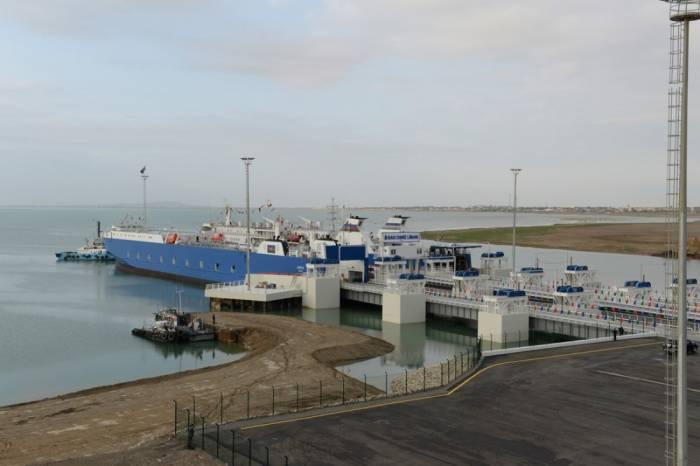Le port maritime international de Bakou lance un nouveau projet avec l
