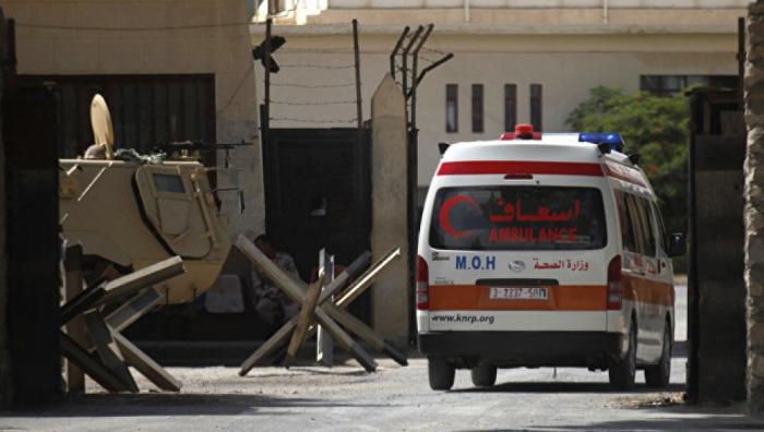 Misirdə terror aktı törədilib, 8 polis ölüb