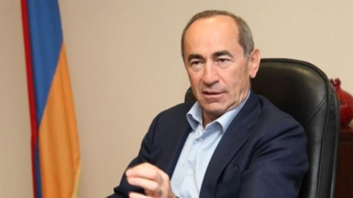 Armenian court orders arrest of ex-president Kocharyan