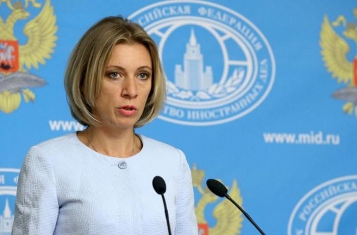 Rusiya XİN Gürcüstandakı aksiyanı təxribat adlandırdı