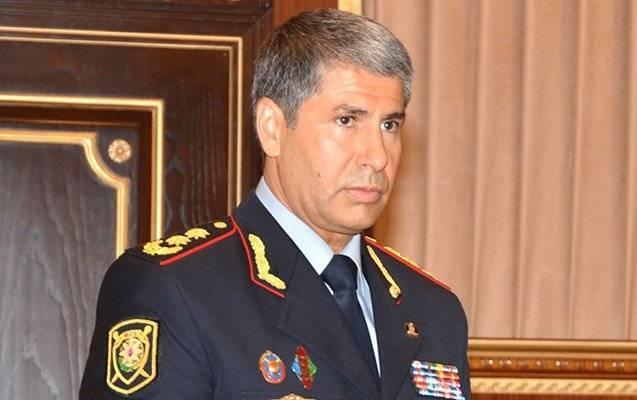 Vilayət Eyvazov daxili işlər naziri təyin edildi