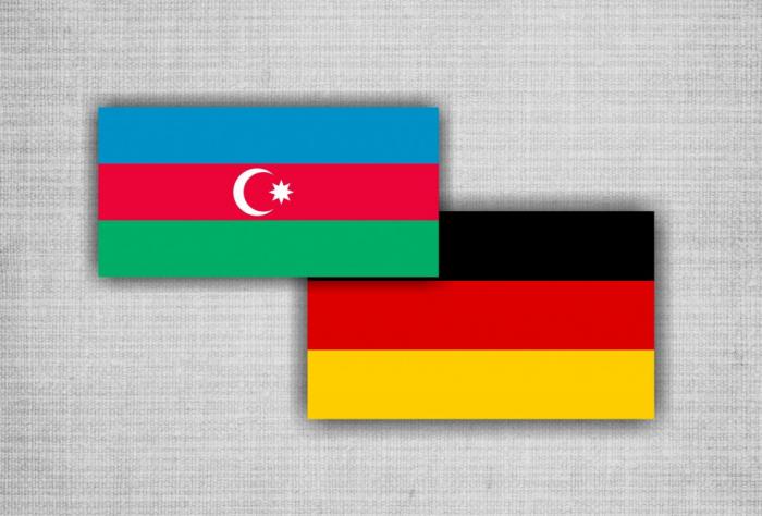 Die Zusammenarbeit zwischen Deutschland und Aserbaidschan im Energiesektor wurde erörtert