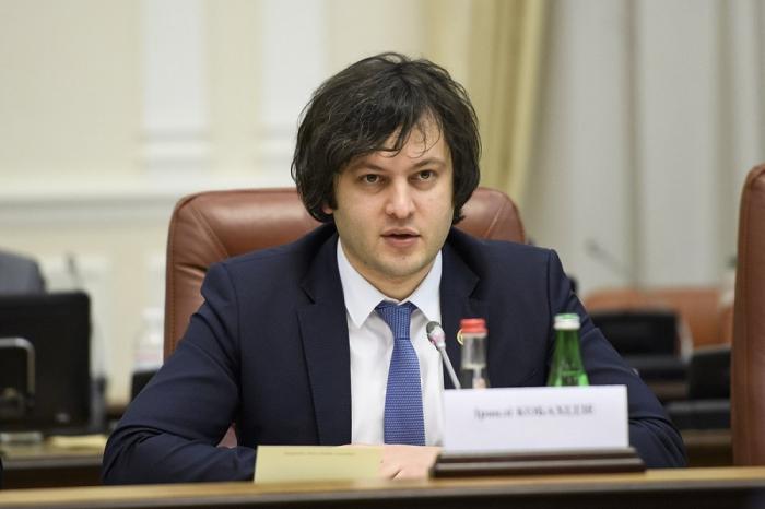 Der georgische Parlamentssprecher tritt zurück