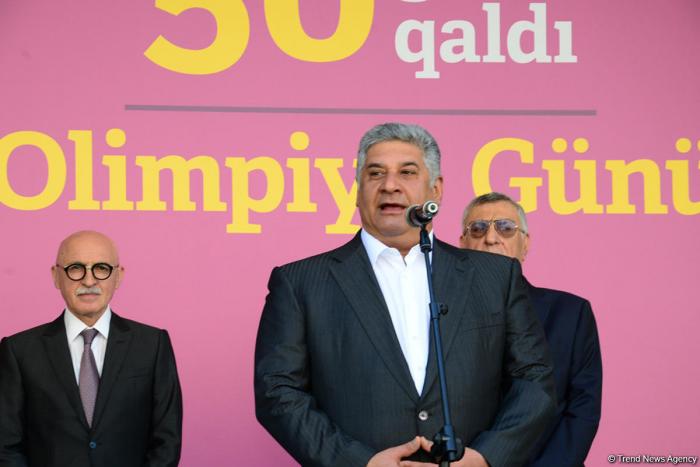 50 days until 15th Summer European Youth Olympic Festival in Azerbaijan