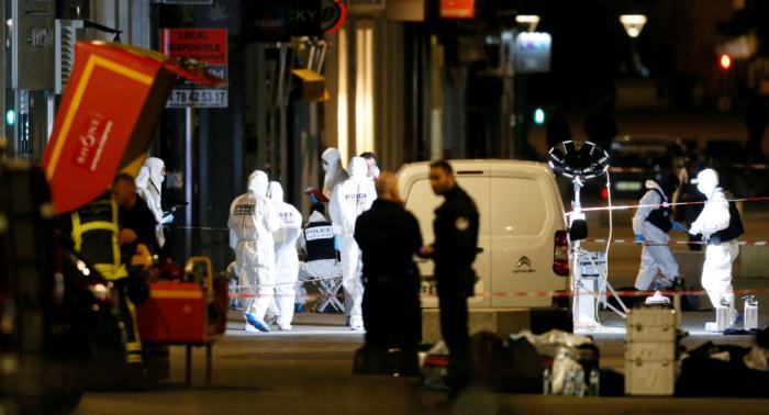 Imputado por terrorismo el presunto autor de la explosión en Lyon