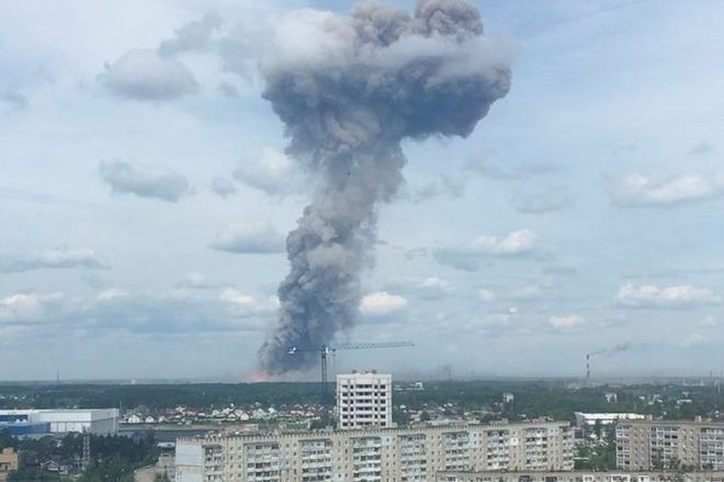 Number of injured in Dzerzhinsk blasts totals 89 - UPDATED