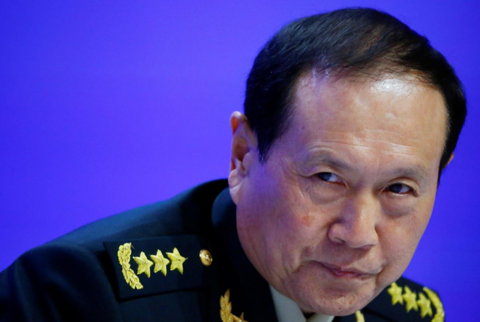 China says war with U.S. would be a disaster as tensions mount