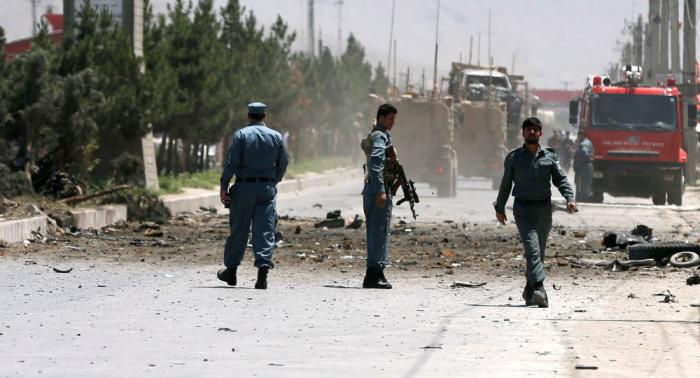 Varias víctimas tras una serie de explosiones en Kabul
