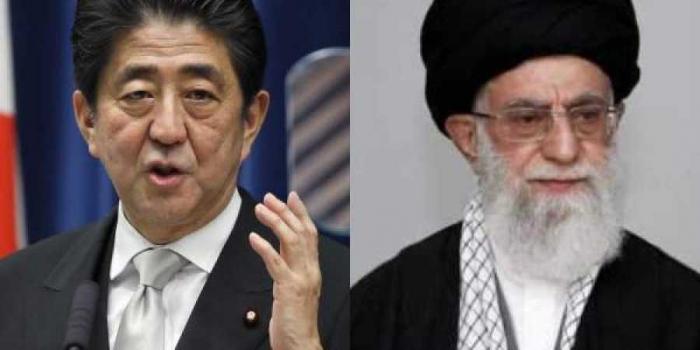 Japan PM to meet Iran