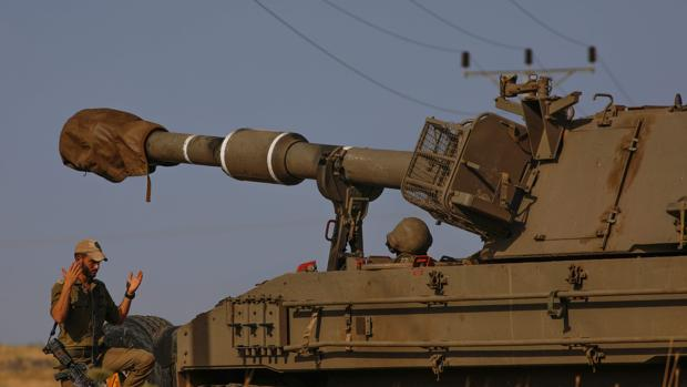 Israel bombardea en Siria tras el ataque a los Altos del Golán