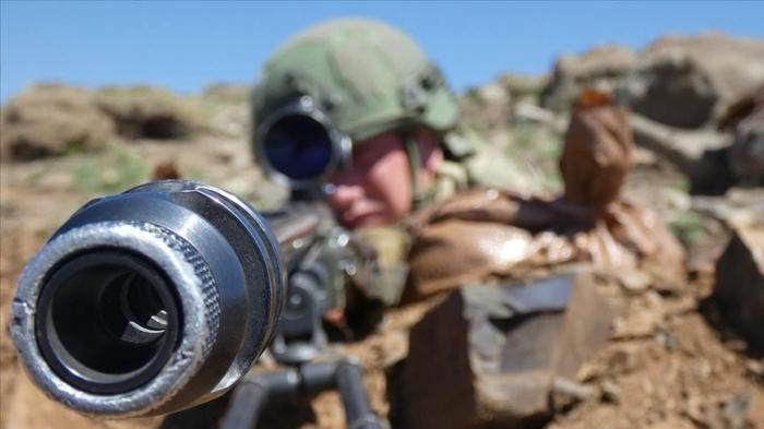 At least 6 PKK terrorists neutralized in northern Iraq
