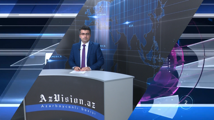 AzVision TV releases new edition of news in German for June 3 -  VIDEO