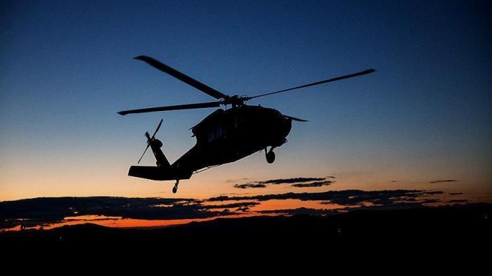 3 killed in Arkansas helicopter crash, 1 injured