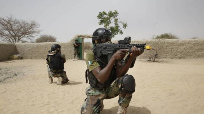 20 terrorists killed in multilateral operation in Nigeria: military spokesperson