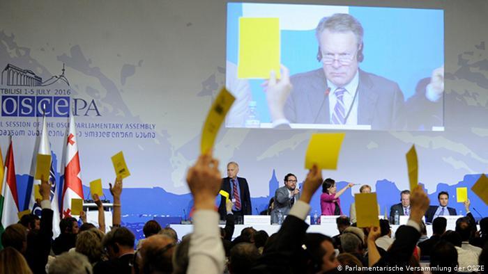 Azerbaiyán participará en la conferencia de la Asamblea Parlamentaria de la OSCE en Tiflis
