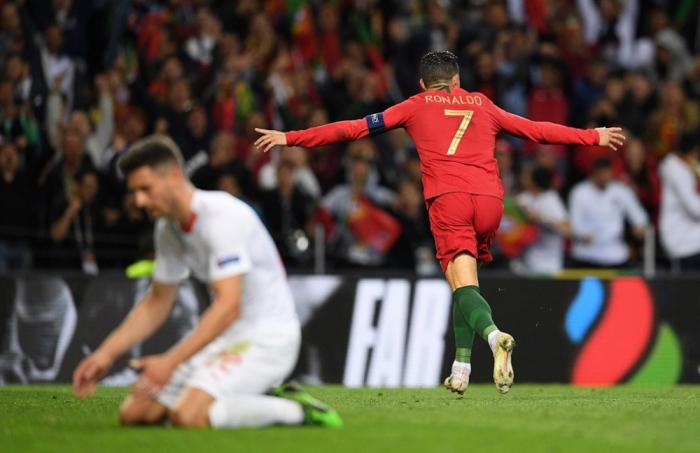 Millətlər Liqası: Portuqaliya finala yüksəldi