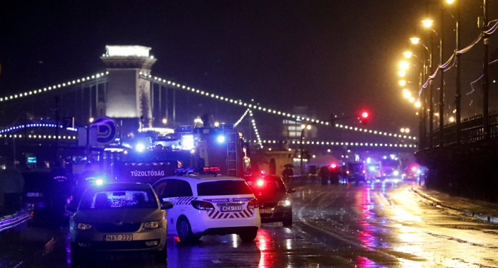 Aumenta a 11 el número de muertos en naufragio de barco turístico en Budapest