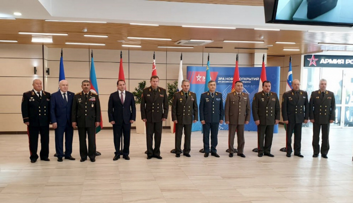 Azerbaijani defense minister attends CIS ministerial meeting