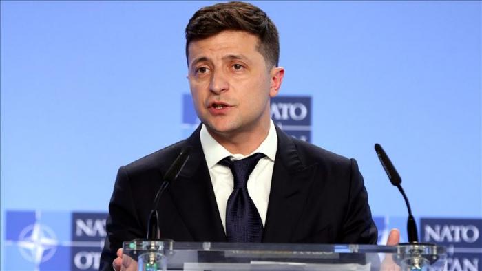 Ukraine to join NATO only after referendum: Zelensky