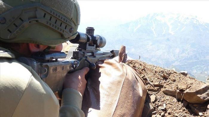 Turkey neutralizes 6 more PKK terrorists in north Iraq