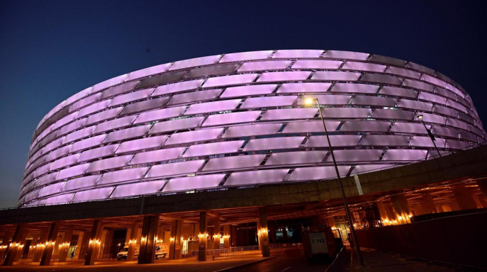 Baku Olympic Stadium awarded by UEFA