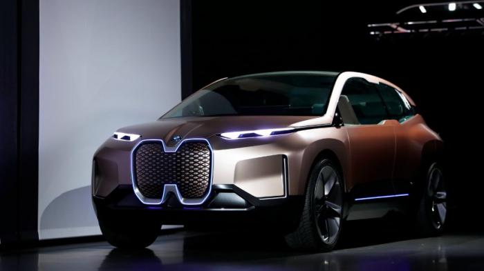 BMW entwickelt mit Jaguar Elektroantrieb