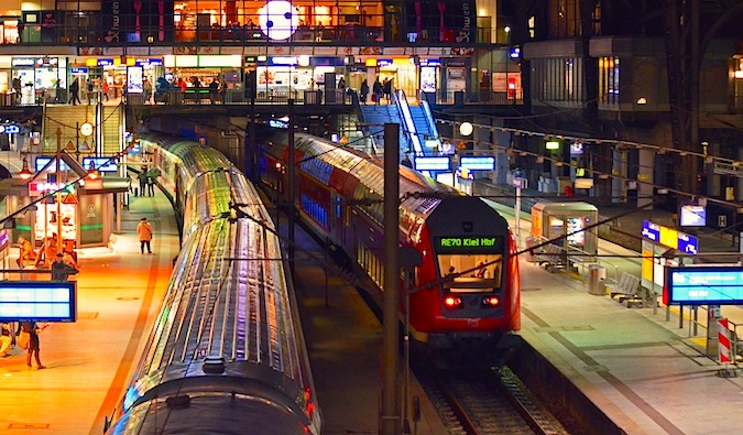 The most exciting new rail links across Europe