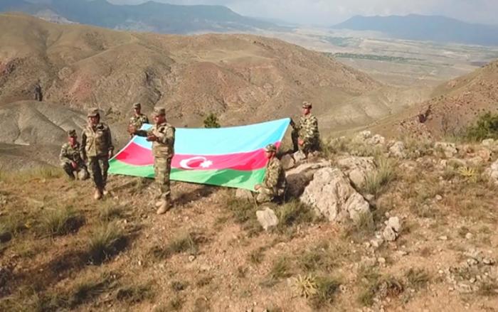 Gunnut village, liberated from Armenian occupation a year ago -  VIDEO