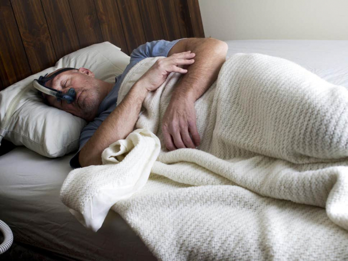 Trouble sleeping? An often undiagnosed condition could lead to disease