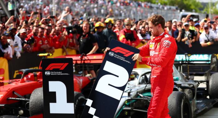 Hamilton gana el GP de Canadá tras polémica sanción