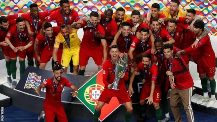 Portugal wininaugural UEFANations Leaguetournament