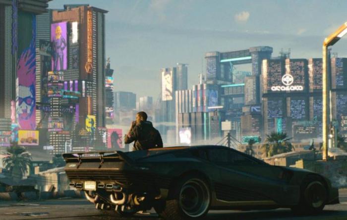 Una nueva imagen habría desvelado la fecha de lanzamiento de Cyberpunk 2077