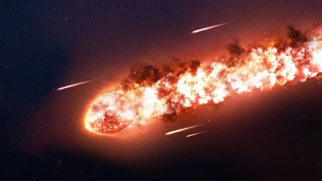 Scientists close in on hidden Scottish meteorite crater