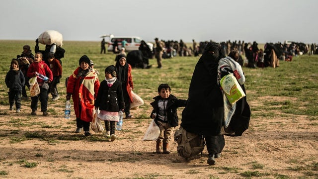 Up to two million Syrians could flee to Turkey if clashes worsen: U.N.