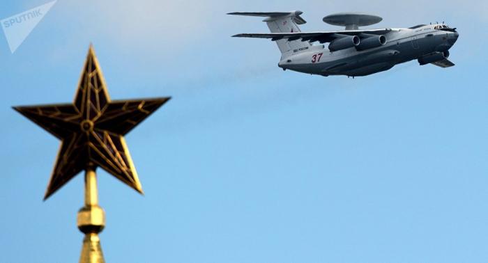 Russland reagiert auf Nato-Manöver mit Radarflugzeugen