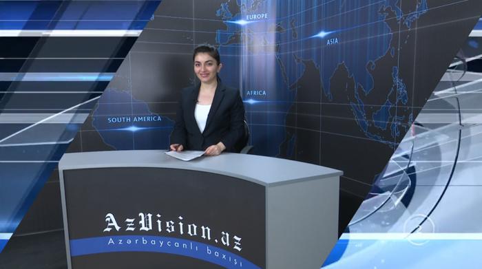 AzVision TV publica nueva edición de noticias en inglés para el 10 de junio-Video