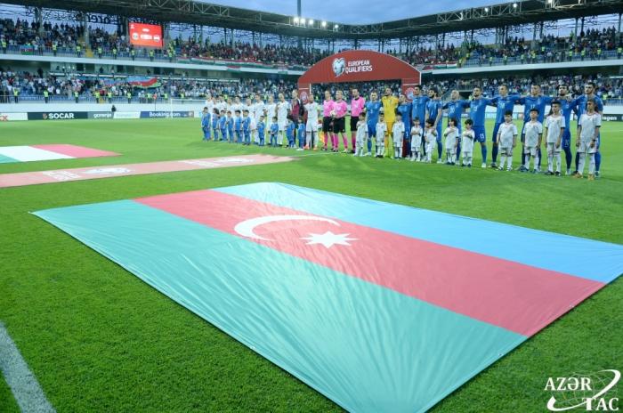 Selección nacional de Azerbaiyán jugará el próximo partido de la fase de clasificación Euro-2020