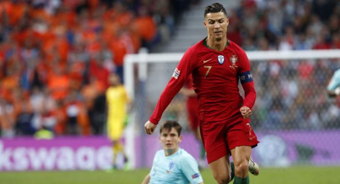 Drei von vier gehören Ronaldo: Die schönsten Tore der Nations League im Video