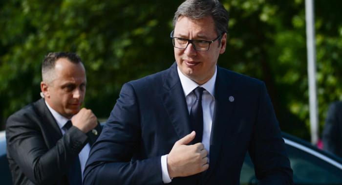 Kosovo-Problem: Vucic lädt Trump erneut zu Besuch nach Belgrad ein