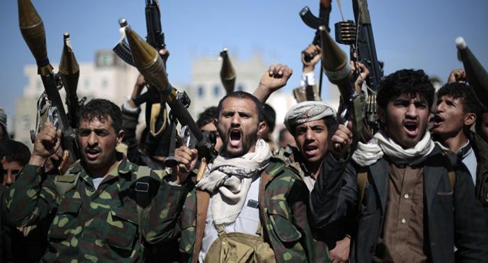 Hutíes atacan con drones una base aérea en Arabia Saudí