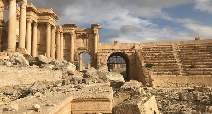 Ataques terroristas cerca de Palmira no afectarán sector petrolero sirio