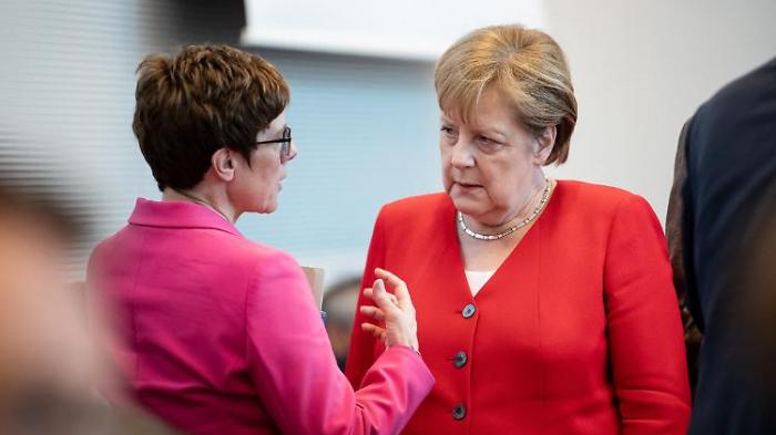 In CDU bahnt sich Streit um K-Frage an