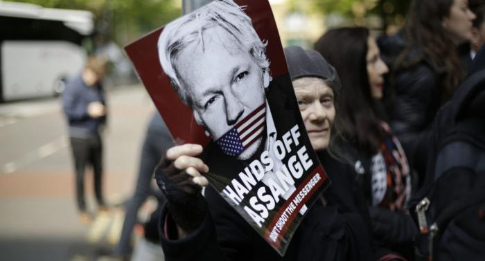USA reichen in Großbritannien Auslieferungsantrag für Assange ein – Medien