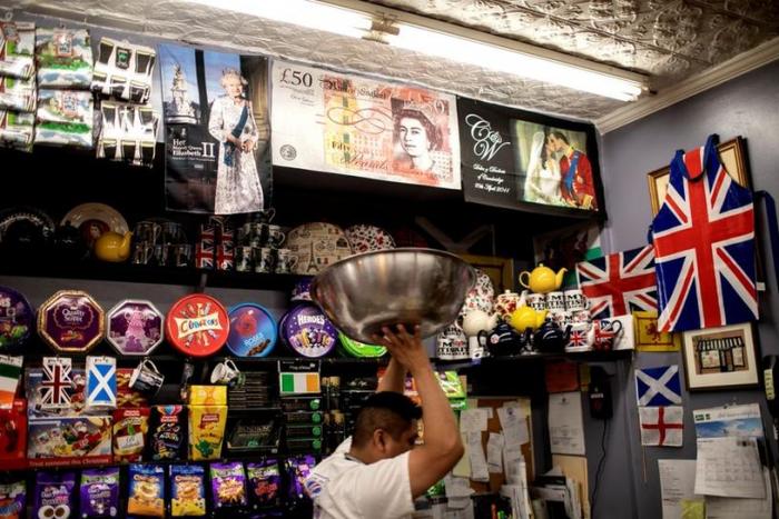Britischer Arbeitsmarkt läuft trotz Konjunkturabkühlung weiter rund