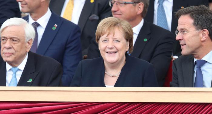 Die Alliierte Merkel: D-Day ohne Rüstungsindustrie unhistorisch
